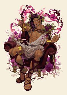 Greek And Roman Mythology, Greek Gods, Hades, Fantasy Characters, Anime Characters, Character Concept, Character Art, Fanart, Gods And Goddesses