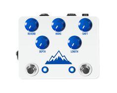 JHS Alpine Reverb Pedal http://www.jhspedals.com/products/guitar-pedals/alpine/