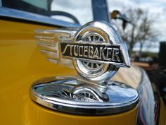 1952 Studebaker Pickup hood ornament.    now i would like the 52 studebaker truck to go with it lol!!