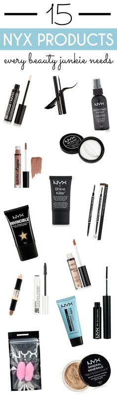 NYX products are great for anyone who wants a high quality makeup product on a budget. However, like any cosmetics brand, there's good and bad.