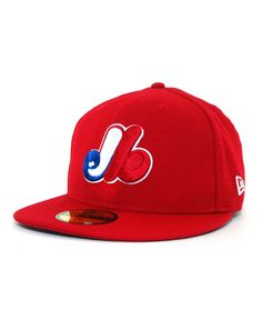 New Era Montreal Expos Cooperstown 59FIFTY Cap 59fifty Hats 4f0ff39c0aae