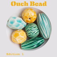 Ouch beads!