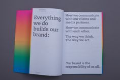 Carat Brand Guidelines by Moving Brands