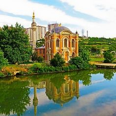 Sadabad mosque-kagithane-istanbul-turkiye