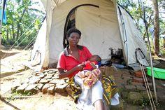 #Uganda #ShelterBox #DisasterRelief #Shelter #Warmth #Dignity #Family #MotherandChild