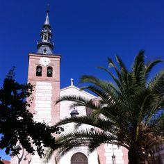 Catedral de la Magdalena Getafe