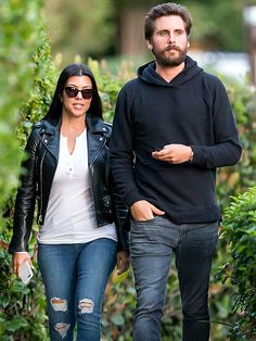 Star Tracks: Friday, June 5, 2015 | COORDINATING COUPLE  | Kourtney Kardashian and Scott Disick leave their adorable brood at home to enjoy a quiet date night out in Calabasas, California, on Thursday.