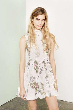 **Hambledon Silk Dress By Unique - Dresses - Clothing - Topshop