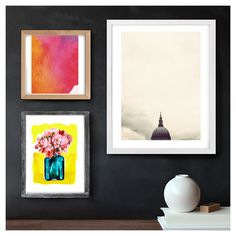 My Art Wall Inspiration Board, curated by Taylor at Minted