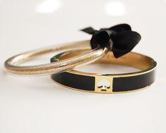 diy: Vinyl Tube Glitter Bracelet