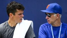 #tennis #news  McEnroe ends Raonic coaching role