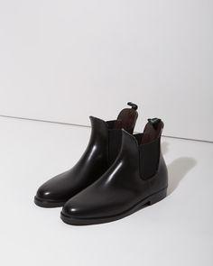 Aigle  Jodhpur Rubber Boot