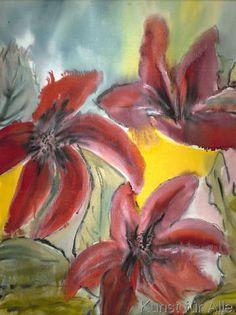 Irene Kistemann - Blüten
