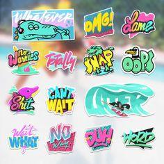 Dark Side of Typography — (via Path - Dark Igloo) Typography Logo, Graphic Design Typography, Typography Inspiration, Graphic Design Inspiration, 80s Logo, 90s Design, Retro Pop, Emblem, Text Design