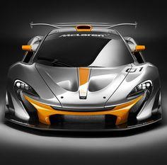 (°!°) McLaren P1 GTR Design Concept