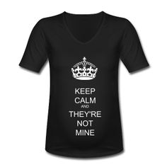 Keep Calm They're Not Mine Maternity Shirt #surrogacy #surrogate #allthingssurrogacy
