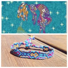 Foster the People friendship bracelets by TheArtSwallow on Etsy