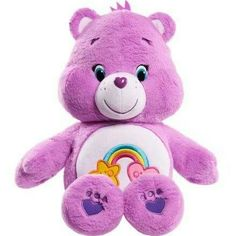 The Care Bears have been popular since the 1980s. | Glow ...