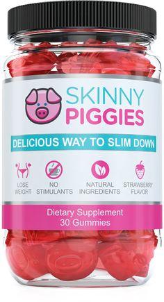 Skinny Piggies - Delicious Way to Slim Down #suppressappetite #perfectphysique #gymfreak #AppetiteSuppressant #followback