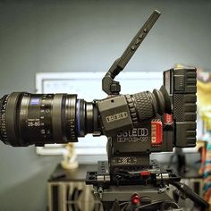 Is RED on your list of cameras you want to shoot with? RED 8K setup by @oneiga