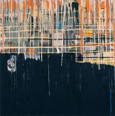 Saffron and Cream Artist: Andree Carter #abstract #modern #contemporary #art #prints
