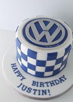 Volkswagen Cake -The Cake Crusader, Custom cakes in Western MA