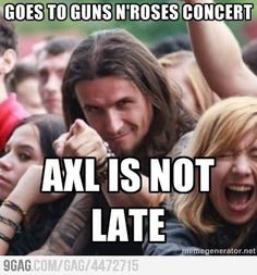 Ridiculously Photogenic Metalhead Strikes Again