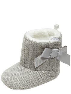 Les Chaussons HOURRURE - Chaussures Bébé-fille | Tape à l'œil