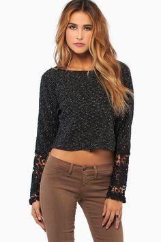 Desiree Long Sleeve Sweater $54 http://www.tobi.com/product/53772-tobi-desiree-long-sleeve-sweater?color_id=73535
