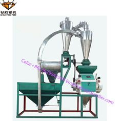 corn grinding machine for Indonesia Flour Mill Machine, Grinding Machine, Milling