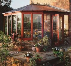 Lancaster Conservatories and greenhouses