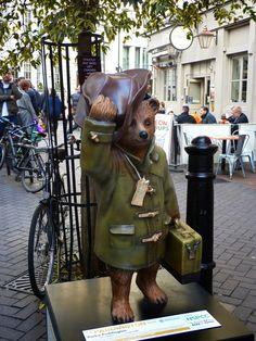 Rompiballe On The Road #regentsstreet #christmas  #shopping #paddington #paddingtontrail #london #londra #londontour #visitlondon #viaggi #travel
