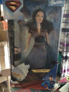 Barbie lois lane doll Mattel toys | 13.77+2.8