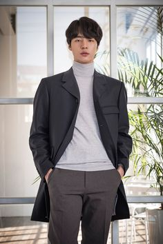 [Interview] Yang Se-jong Immerses Himself in His Roles Korean Star, Korean Men, Kim Min Suk, Korean Celebrities, Celebs, Romantic Doctor, Handsome Korean Actors, Seo Kang Joon, Chaeyoung Twice