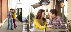 Franklin, Tennessee Engagement // Downtown Franklin // Puckett's // Middle Tennessee Photography // Libby Barker Photography