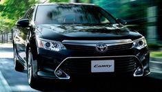 #Toyota Camry Facelift Launched in India