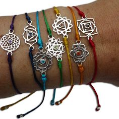 25 best Chakra Bracelets images on Pinterest  3685cbad4d9e8