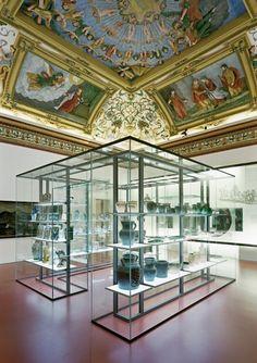 """""""Mythos Salzburg"""" Schausammlung - Salzburg Museum   Kultur   Projekte   BWM Architekten und Partner"""