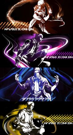 infamous by LKiKAi on DeviantArt Game Character Design, Fantasy Character Design, Character Art, Video Game Characters, Fantasy Characters, Infamous: Second Son, Infamous 2, Delsin Rowe, Video X