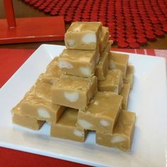 This Creamy Macadamia Fudge Recipe is the perfect way to celebrate the holiday! Whether you keep it or give it, you'll love how simple this recipe is!