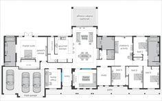 Bronte Farmhouse Grand Manor acreage house plans