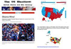 anglais : les élections américaines - civilisation - CM