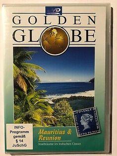 Mauritius & Reunion Golden Globe DVD    eBay Mauritius, Golden Globes, Ebay