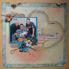 4 generation family - Scrapbook.com