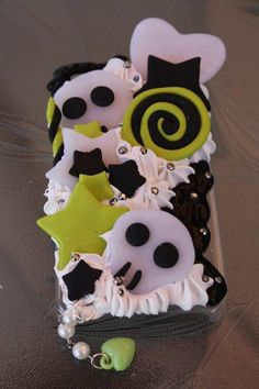 Soul Eater?  !Custom Decoden Phone Case (For any phone or MP3 Player). $25.00, via Etsy.