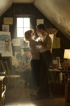 Christoph Waltz and Amy Adams taking the lead roles of Walter and Margaret Keane in new film Big Eyes