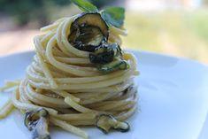 Pasqualina in cucina: Vermicelli con zucchine alla Nerano