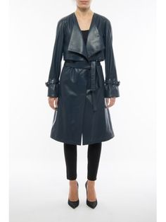 DROME Leather Coat. #drome #cloth #coats-jackets