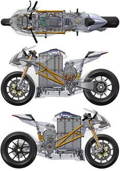 Das detaillierte Layout der Mission R Diy Electric Car, Electric Bicycle, Futuristic Motorcycle, Motorcycle Bike, Concept Motorcycles, Custom Motorcycles, Yamaha Gts 1000, Yamaha Yzf R6, E Bike Test