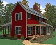 Epoch HomesThe Solar Village Altos model is a 2,046 sq. ft two story with 3 bedrooms and two baths up, and a guest room/study, half bath, laundry, and open concept kitchen/dining/living rooms on the first floor. Bedrooms: 3-4 Bathrooms: 2 1/2 Square Footage: 2046